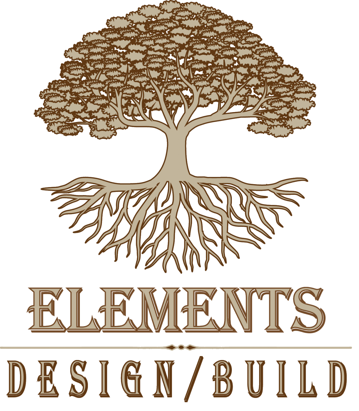 Elements Design Build Logo