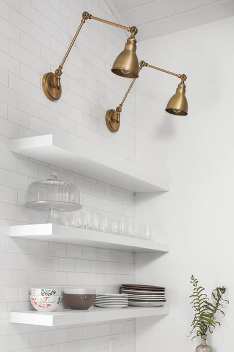 KITCHEN SHELVES ELEMENTS DESIGN BUILD