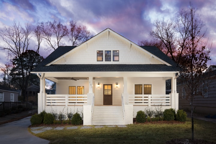 CRAFTSMAN BUNGALOW ELEMENTS DESIGN BUILD