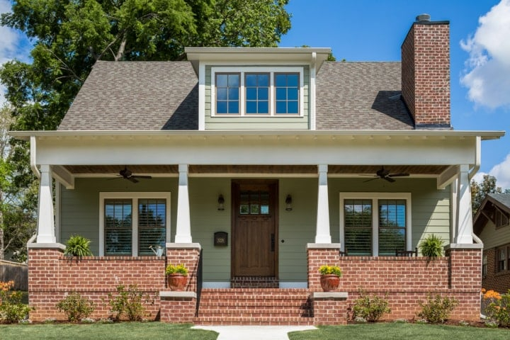CRAFTSMAN BUNGALOW 3 ELEMENTS DESIGN BUILD