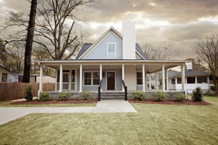 MODERN FARMHOUSE 4 ELEMENTS DESIGN BUILD