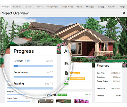 homeowners page - Elements Design Build