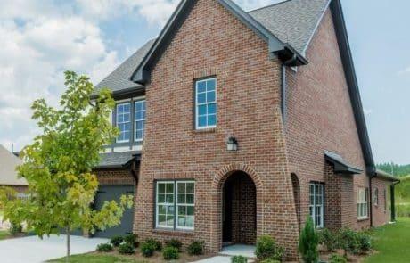Beckanham English Cottage Elevation - Elements Design Build Greenville SC (1)