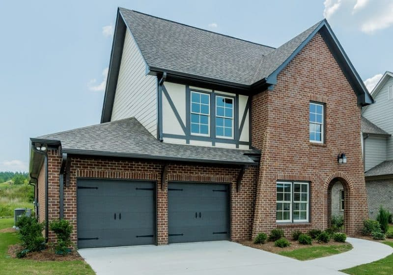 Beckanham English Cottage Elevation - Elements Design Build Greenville SC (2)