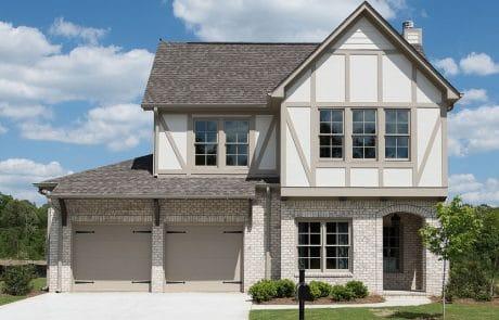 Beckanham Opt 2 English Cottage Elevations - Elements Design Build Greenville SC (3)