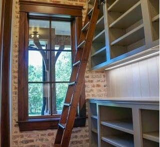 Belleview farm house Pantry - Elements Design Build Greenville SC