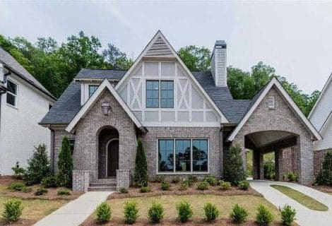 Bibury Elevation - Elements Design Build Greenville SC (1)