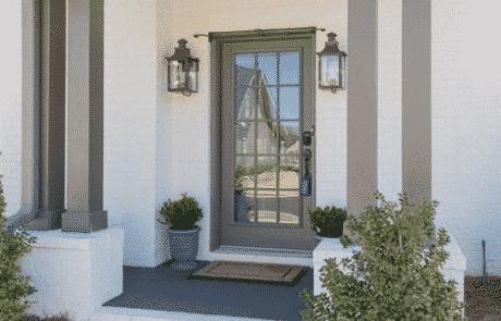 Brampton Storybook Cottage Elevation - Elements Design Build Greenville SC (1)