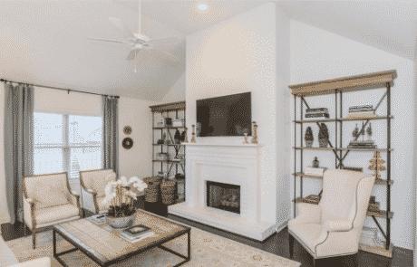 Brampton Storybook Cottage Interiors - Elements Design Build Greenville SC (2)
