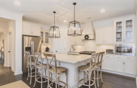 Brampton Storybook Cottage Interiors - Elements Design Build Greenville SC (3)