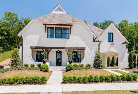 Cotswald Elevations - Elements Design Build Greenville SC (1)