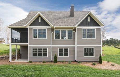Hiddenbrook Cottage Farmhouse Elevation - Elements Design Build Greenville SC (6)