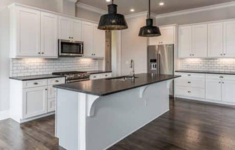 Hiddenbrook Cottage Farmhouse Kitchen - Elements Design Build Greenville SC (1)