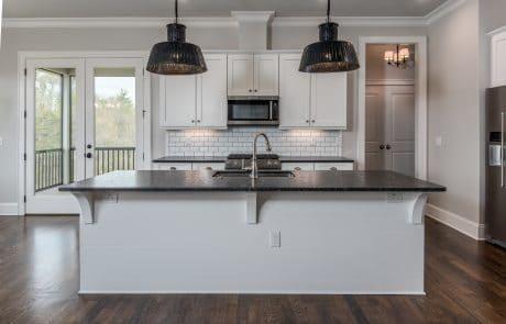 Hiddenbrook Cottage Farmhouse Kitchen - Elements Design Build Greenville SC (2)