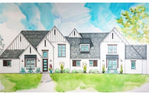 Homestead Elevation -Elements Design Build Greenville SC