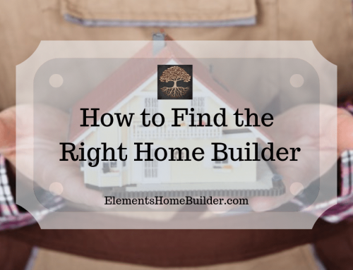How to Find the Right Home Builder