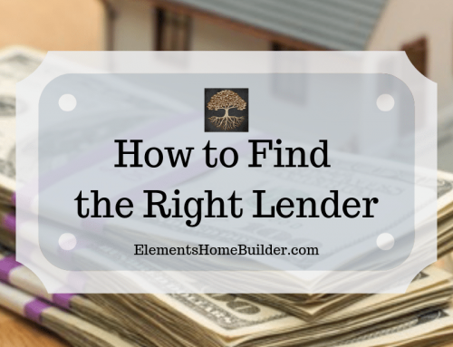 How to Find the Right Lender