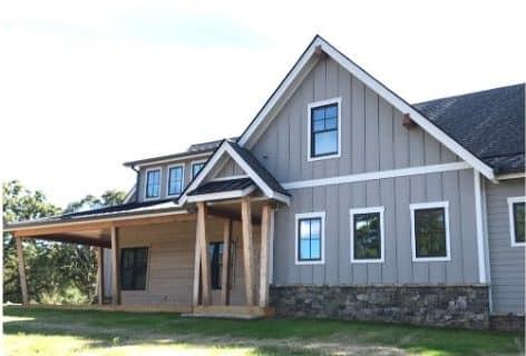 Wildberry Elevations - Elements Design Build Greenville SC
