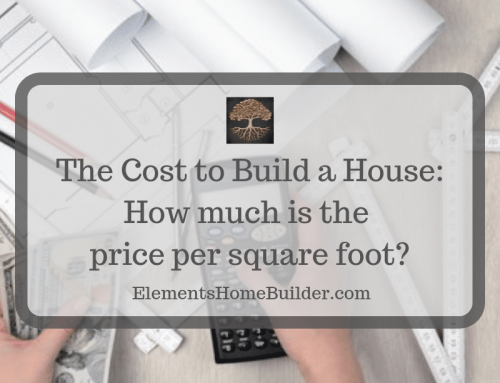 The Cost to Build a House: How much is the price per square foot?