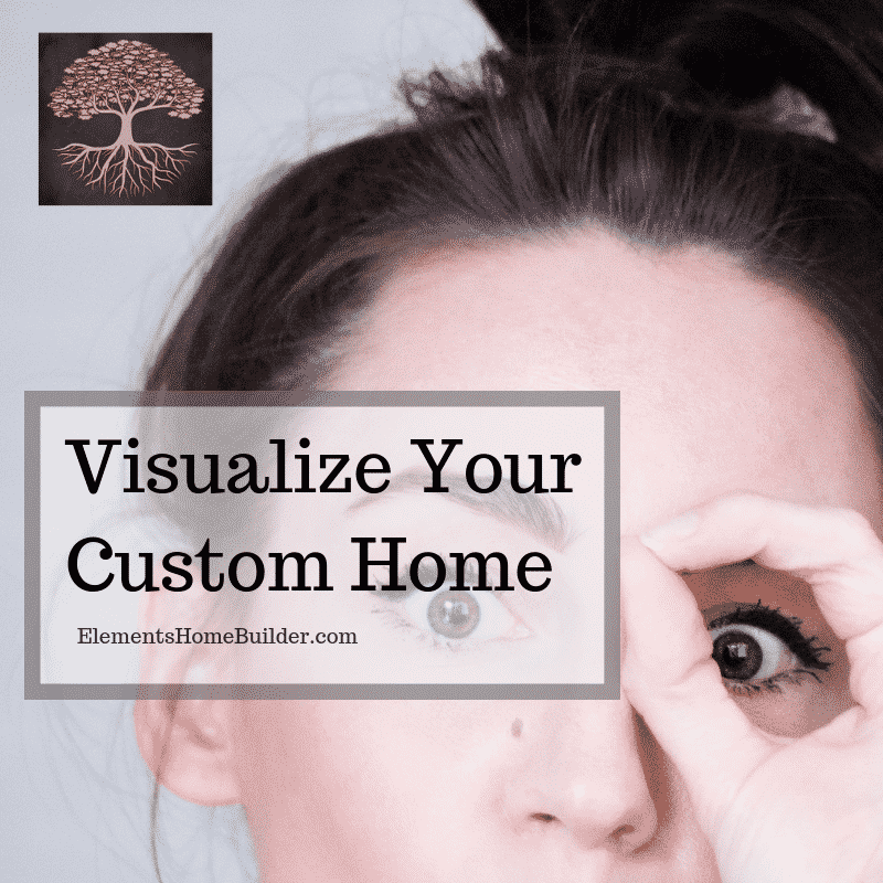 Photo of a wide-eyed woman on Visualize Your Custom Home, an article by Elements Design Build, one of Greenville SC Best Custom Home Builders