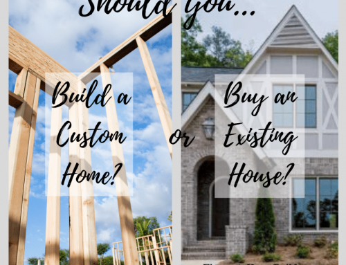 Should You Build a Custom Home or Buy an Existing House?
