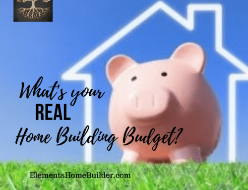 What's your REAL home building budget?