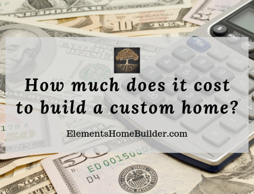 How much does it cost to build a custom home?