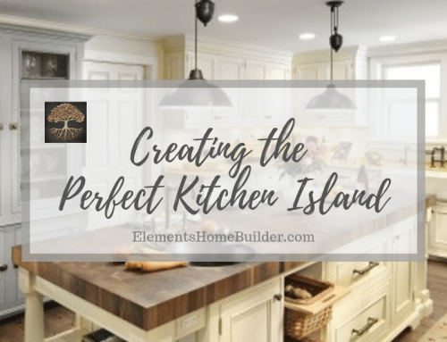 Creating the Perfect Kitchen Island