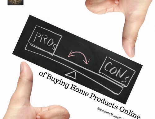 The Pros and Cons of Buying Home Products Online