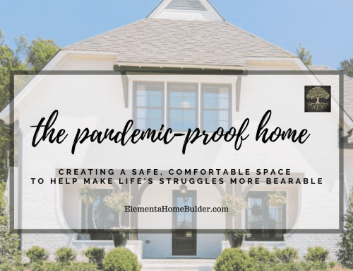 The Pandemic-Proof Home